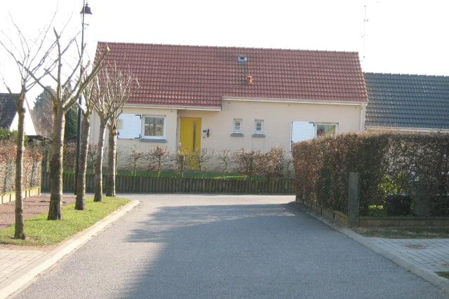 Pavillon F3 à louer à Saint-Laurent-en-Caux proche de Doudeville - Image 1