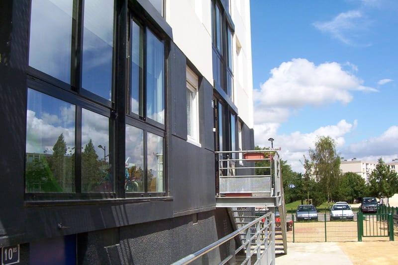 2 pièces, quartier Caucriauville au Havre - Image 2