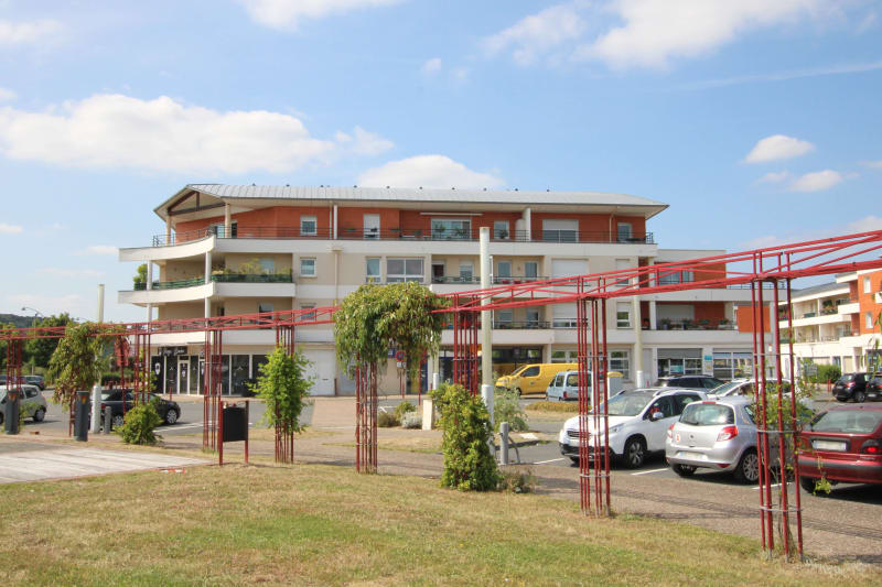 Résidence avec balcon à deux pas de la gare et de la médiathèque - Image 1