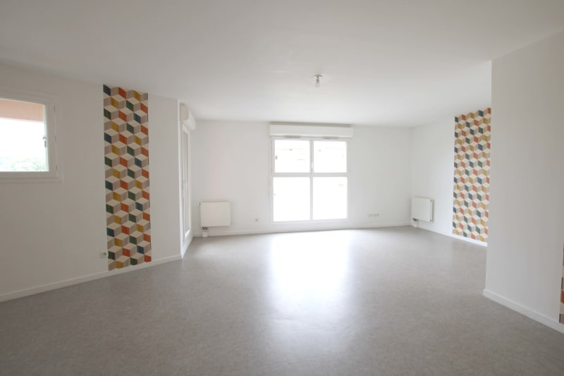Appartement Duplex T4 à louer à Montivilliers proche de la gare - Image 2