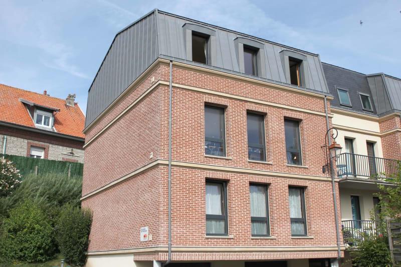 T3 dans le centre-ville du Tréport dans une résidence moderne - Image 1