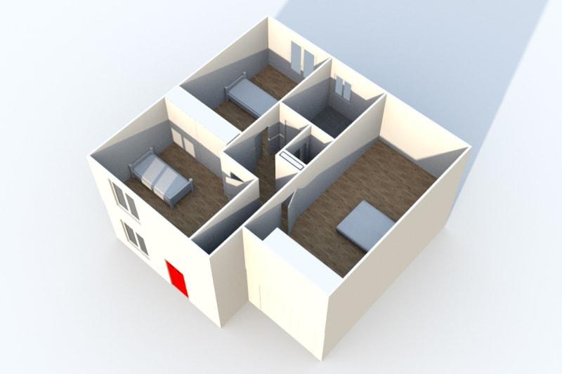 Pavillon T4 en location à Ymare - Image 5
