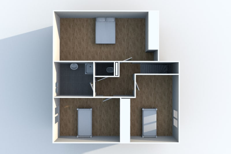 Pavillon T4 en location à Ymare - Image 6