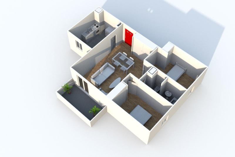 Appartement T3 à louer dans une résidence moderne à Blangy-Sur-Bresle - Image 3