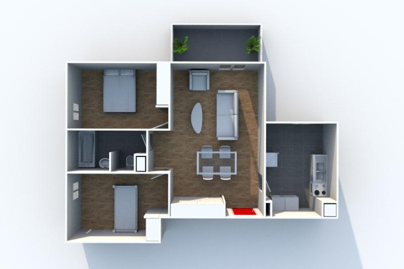 Appartement T3 à louer dans une résidence moderne à Blangy-Sur-Bresle - Image 4
