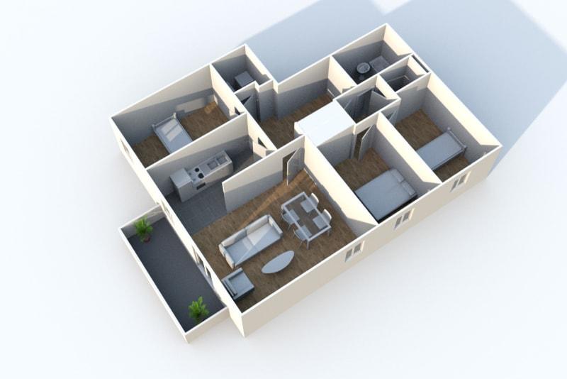 4 pièces dans résidence moderne à Doudeville - Image 3