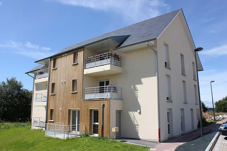 Appartement T3 récent dans quartier résidentiel à Cany-Barville - Image 1