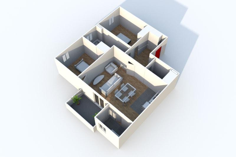 Appartement T3 récent dans quartier résidentiel à Cany-Barville - Image 3