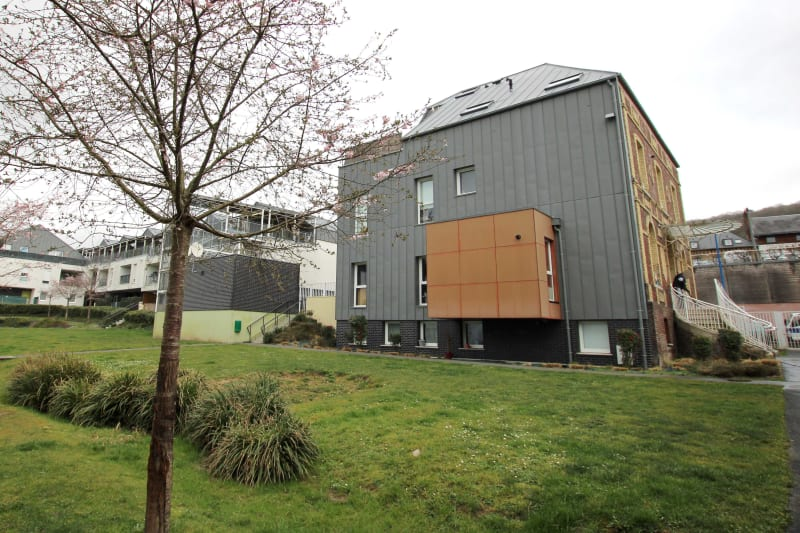 Appartement F3 en location dans le centre-ville de Déville-lès-Rouen - Image 2