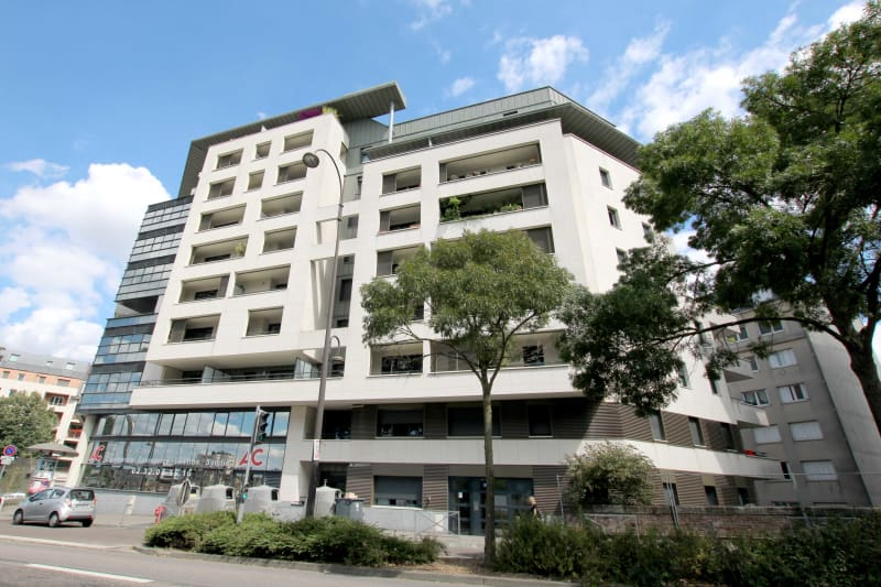 Quartier St-Marc à Rouen F3 avec 2 chambres - Image 1