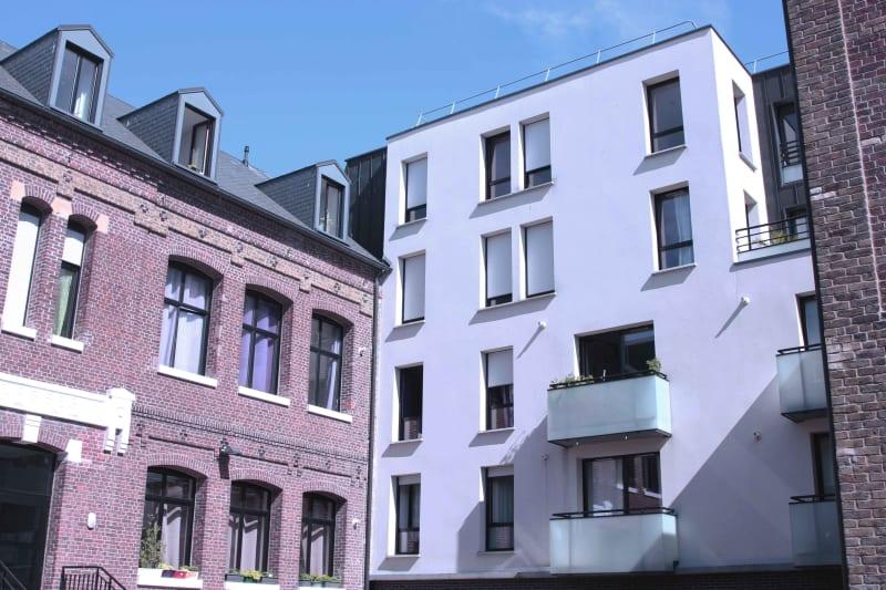 Appartement T3 en location à Dieppe dans résidence de charme - Image 2