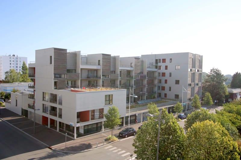 Appartement de 3 pièces en location à Rouen Rive Droite - Image 1