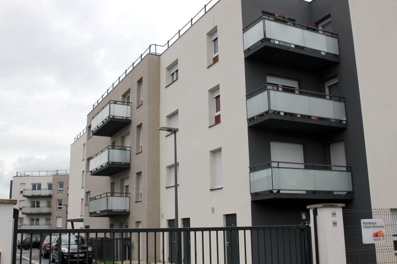 Appartement T5 à louer à Dieppe dans une résidence sécurisée - Image 1