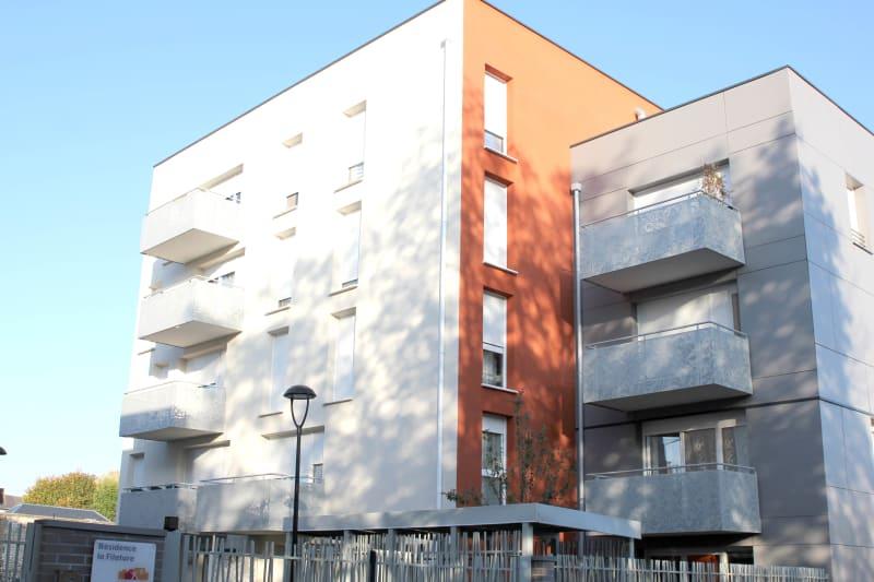 Elbeuf centre-ville : Résidence récente T3 avec balcon - Image 3