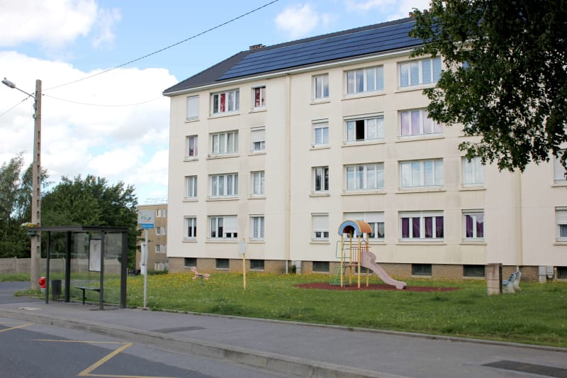 Appartement T4 à louer à Bolbec - Image 1