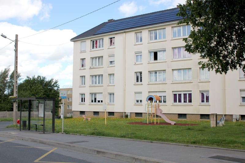 Appartement F2 à louer à Bolbec - Image 2