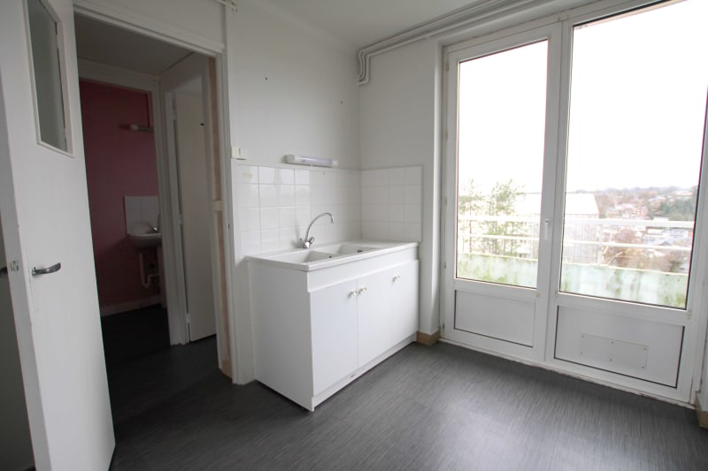 Appartement F2 à louer à Bolbec - Image 5