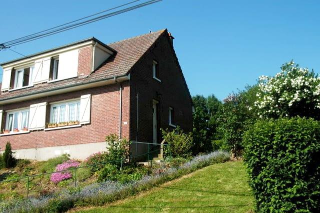 Pavillon F4 en location à Bures-en-Bray - Image 2