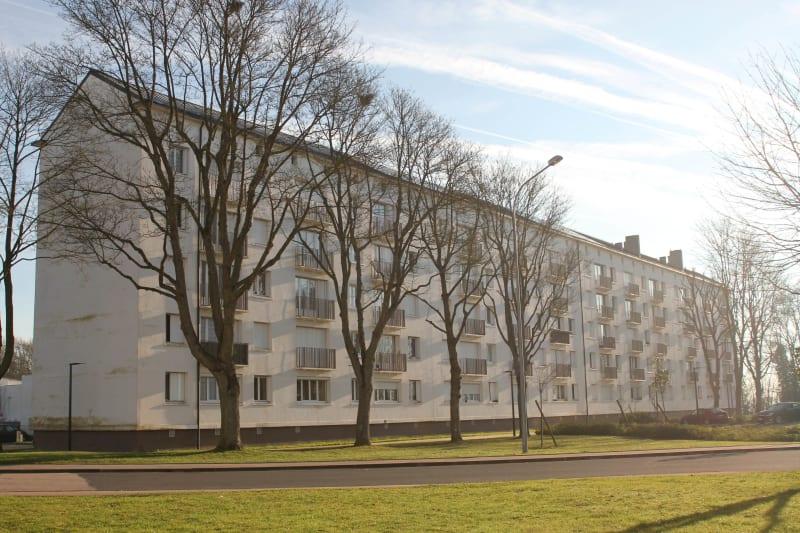 T3 à Canteleu avec balcon vue sur Rouen - Image 1