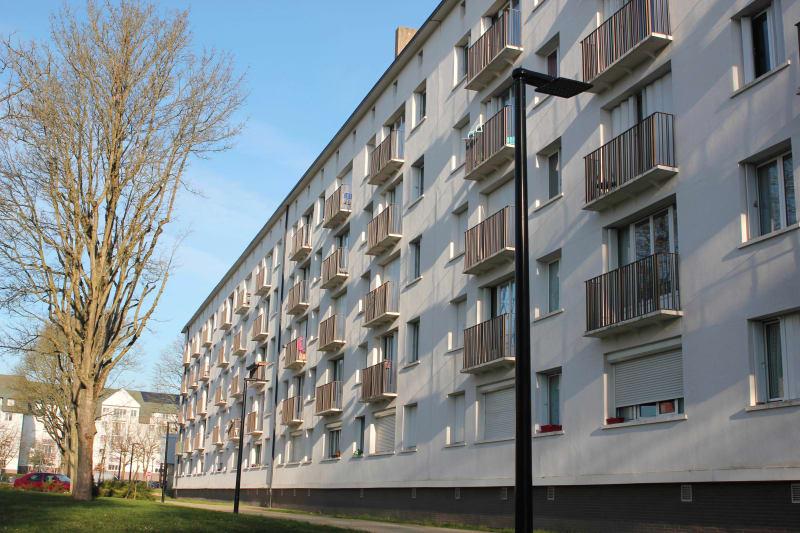 T3 à Canteleu avec balcon vue sur Rouen - Image 2