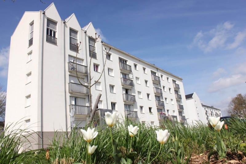 Grand Duplex F3 en location à Canteleu - Image 1