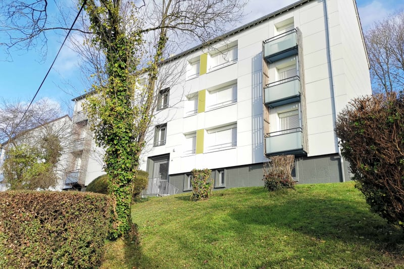 Grand appartement F3 à louer à Déville-lès-Rouen - Image 1