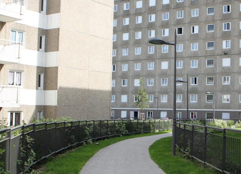 Appartement F1 à louer en entrée de ville de Dieppe - Image 1