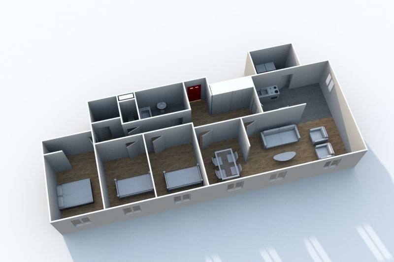 F5 à Dieppe, dans une résidence réaménagée - Image 3