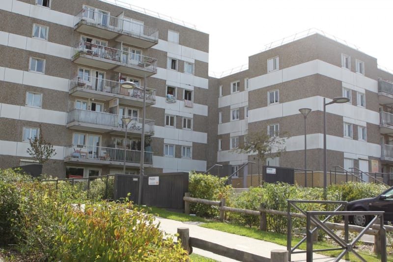 Appartement F4 à louer en entrée de ville de Dieppe - Image 1