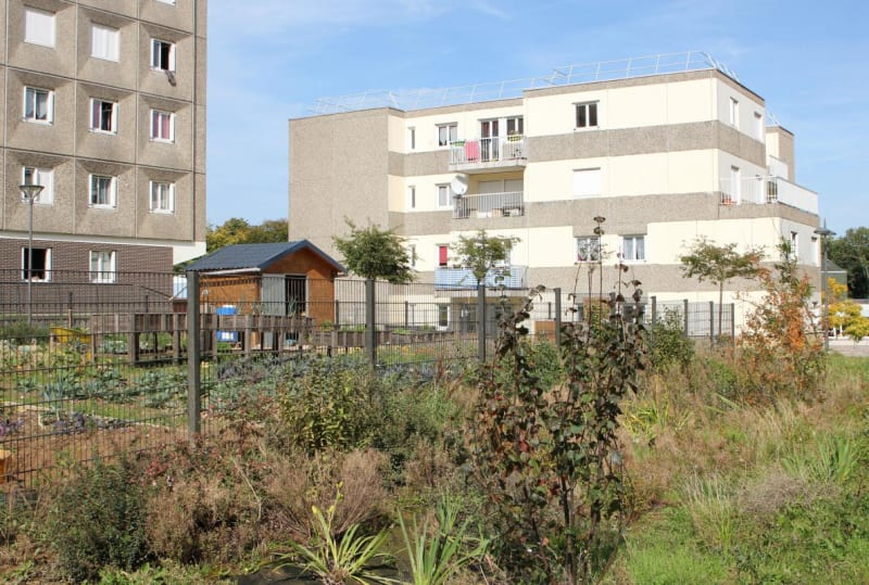 Entrée-de-ville de Dieppe, dans une résidence réaménagée - Image 1