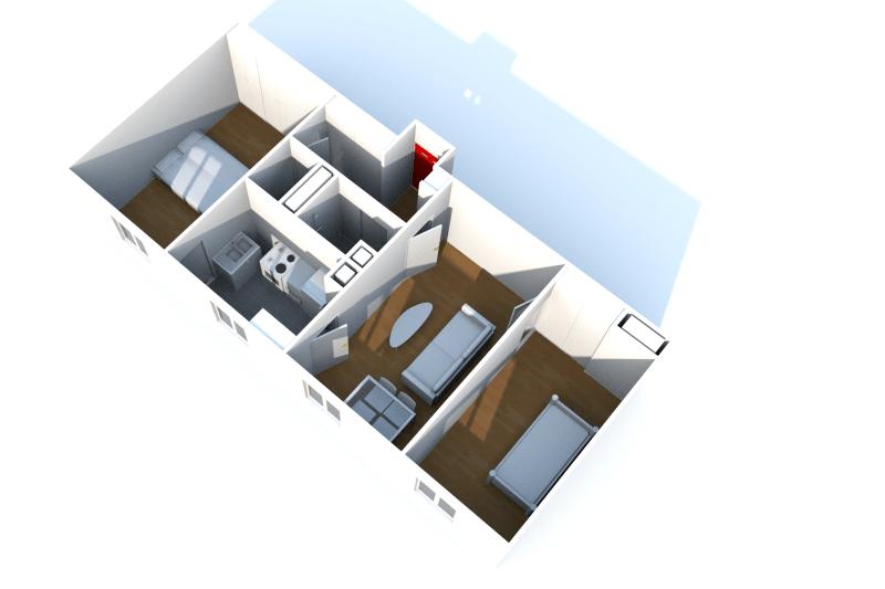 Appartement T3 à louer à Fécamp proche du centre aquatique - Image 6