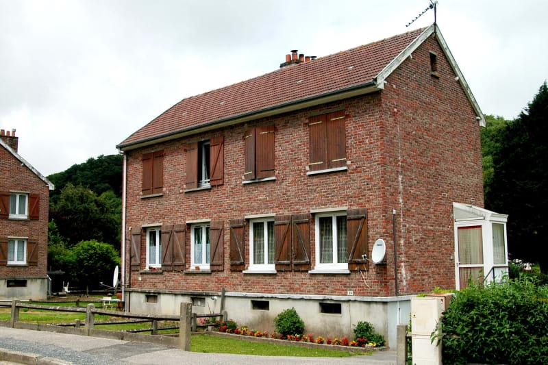 Fontaine-le-Dun, pavillon refait à neuf avec grand jardin - Image 1