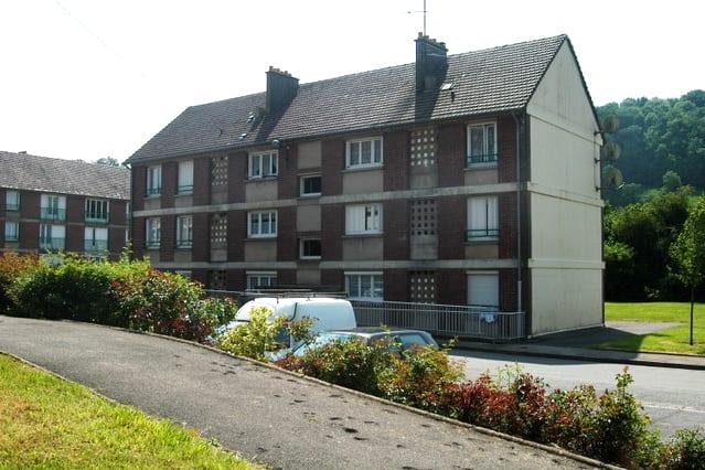 Appartement F3 à louer à Gaillefontaine - Image 1