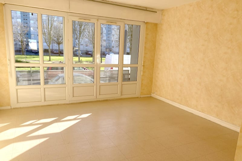 Appartement studio à louer au Havre, quartier de Caucriauville - Image 2
