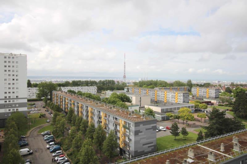 Appartement T4 à louer au Havre, quartier de Caucriauville - Image 1