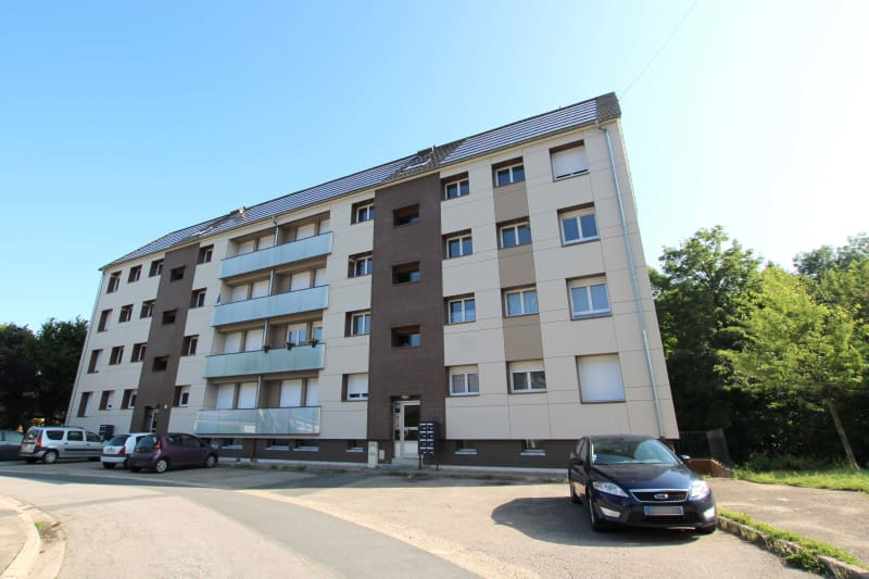 Appartement T4 en location au Houlme - Image 1