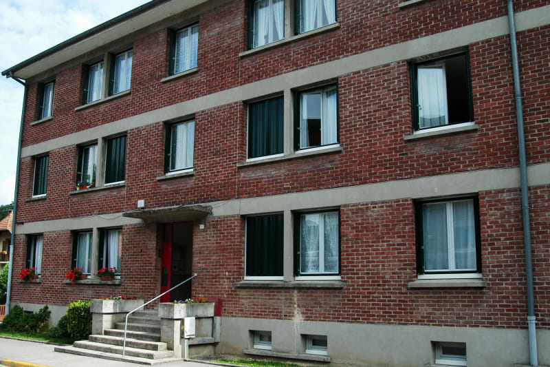 Appartement F3 en location à Incheville - Image 1