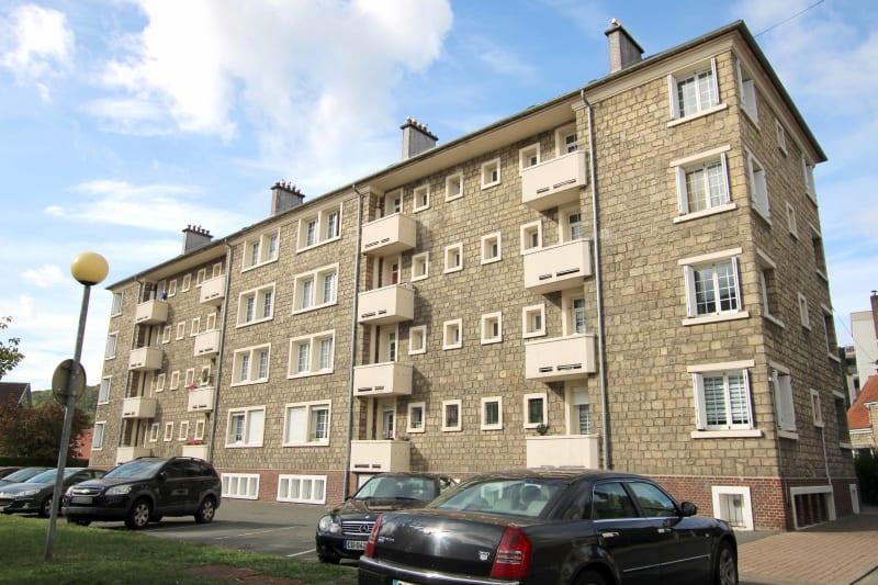 Appartement F4 à louer à Maromme - Image 1