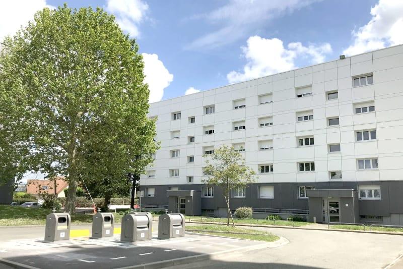 Appartement T3 en location à Mont-Saint-Aignan - Image 1