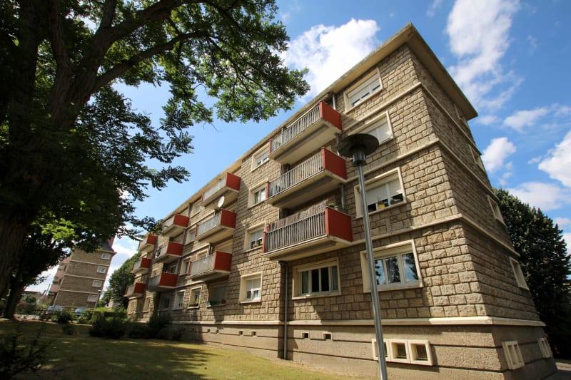 Sotteville-lès-Rouen F3 avec 2 balcons - Image 2