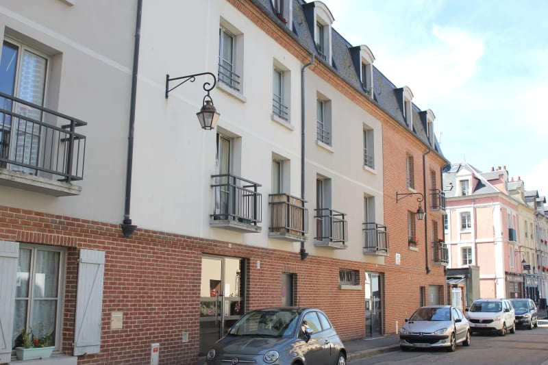 Appartement en location F4 à Dieppe sur l'île du Pollet - Image 1