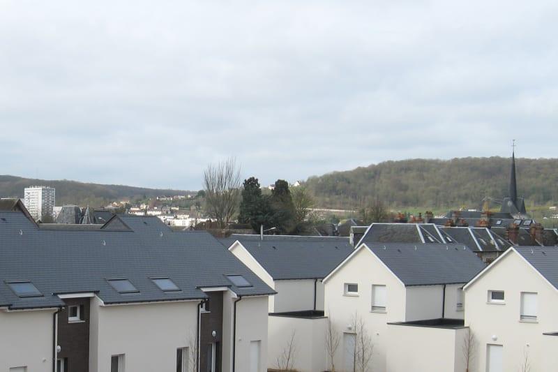 Maison avec jardin et garage (F5) proche Mairie de St-Aubin-lès-Elbeuf - Image 2