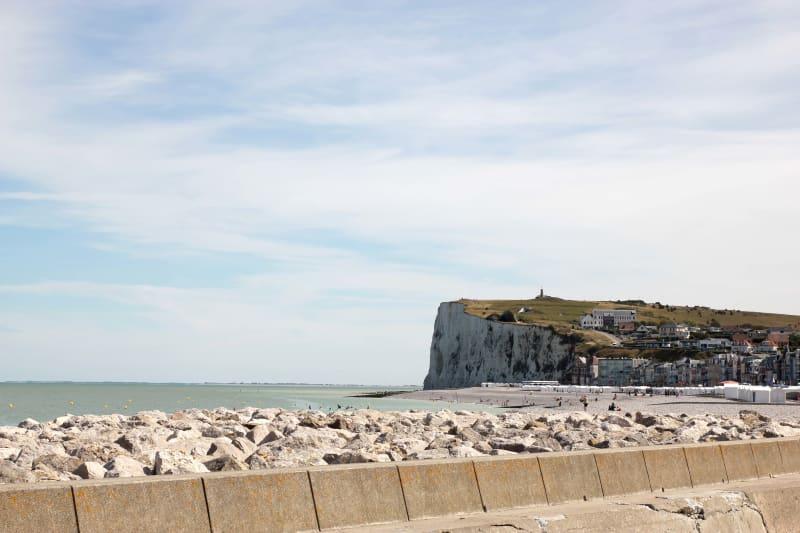 Résidence récente avec vue sur mer au Tréport - Image 4