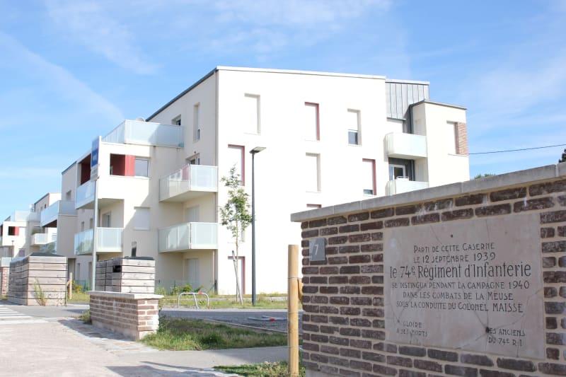 Appartement F2 en location à Eu - Image 1