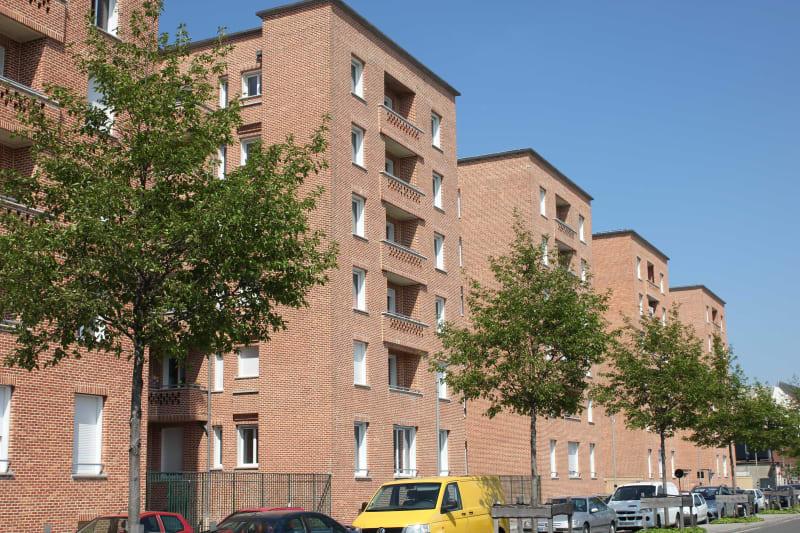 3 pièces au Havre dans résidence réhabilitée au rez-de-chaussée - Image 2