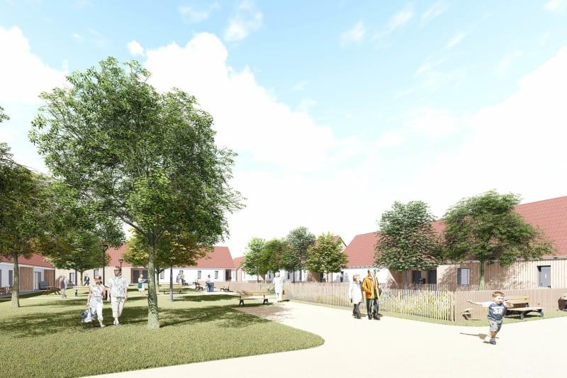 Pavillon neuf pour séniors T2 en location à Sassetot le Mauconduit - Image 1