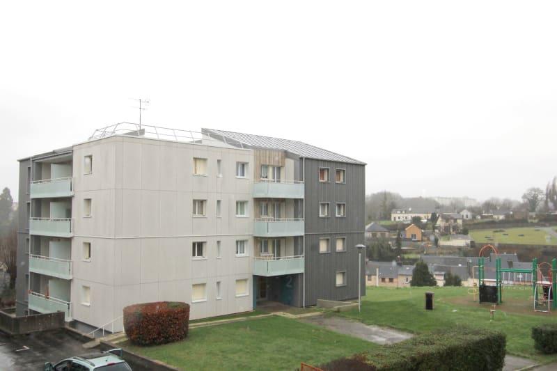 Appartement F3 à louer à Bolbec, dans une résidence réhabilitée - Image 2