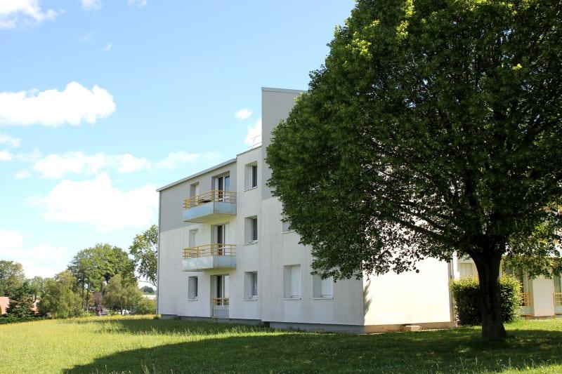 Appartement F2 à louer dans un cadre verdoyant à Bolbec - Image 2