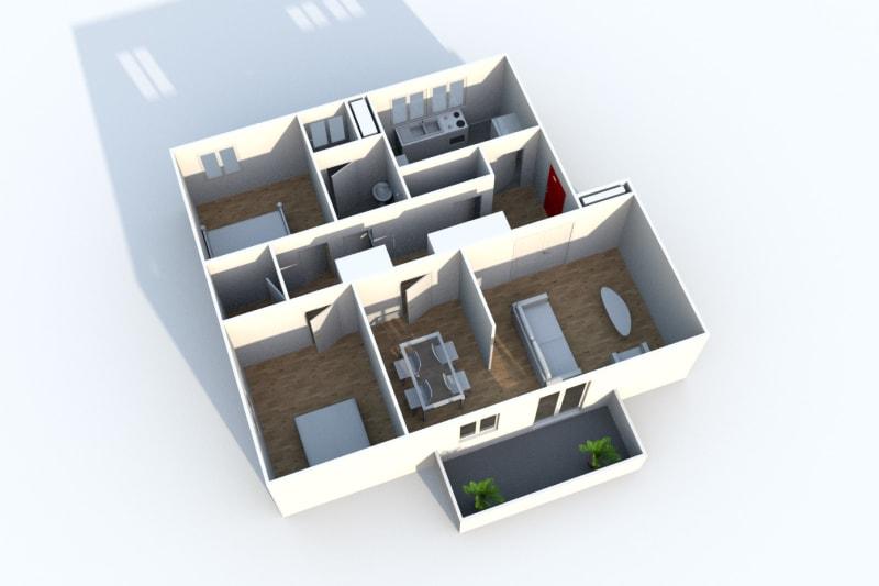 Appartement T4 à louer à Rives en Seine, proche du collège - Image 8