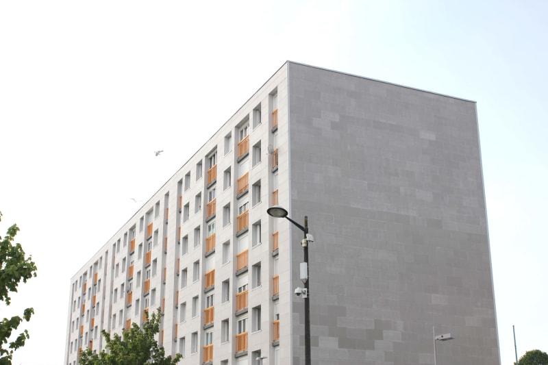 Appartement à louer F2 le Havre dans le quartier du Mont Gaillard - Image 2